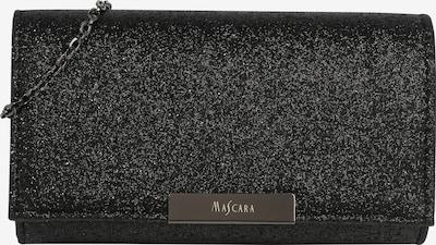 mascara Clutch 'MINI FOLD' in de kleur Zwart, Productweergave