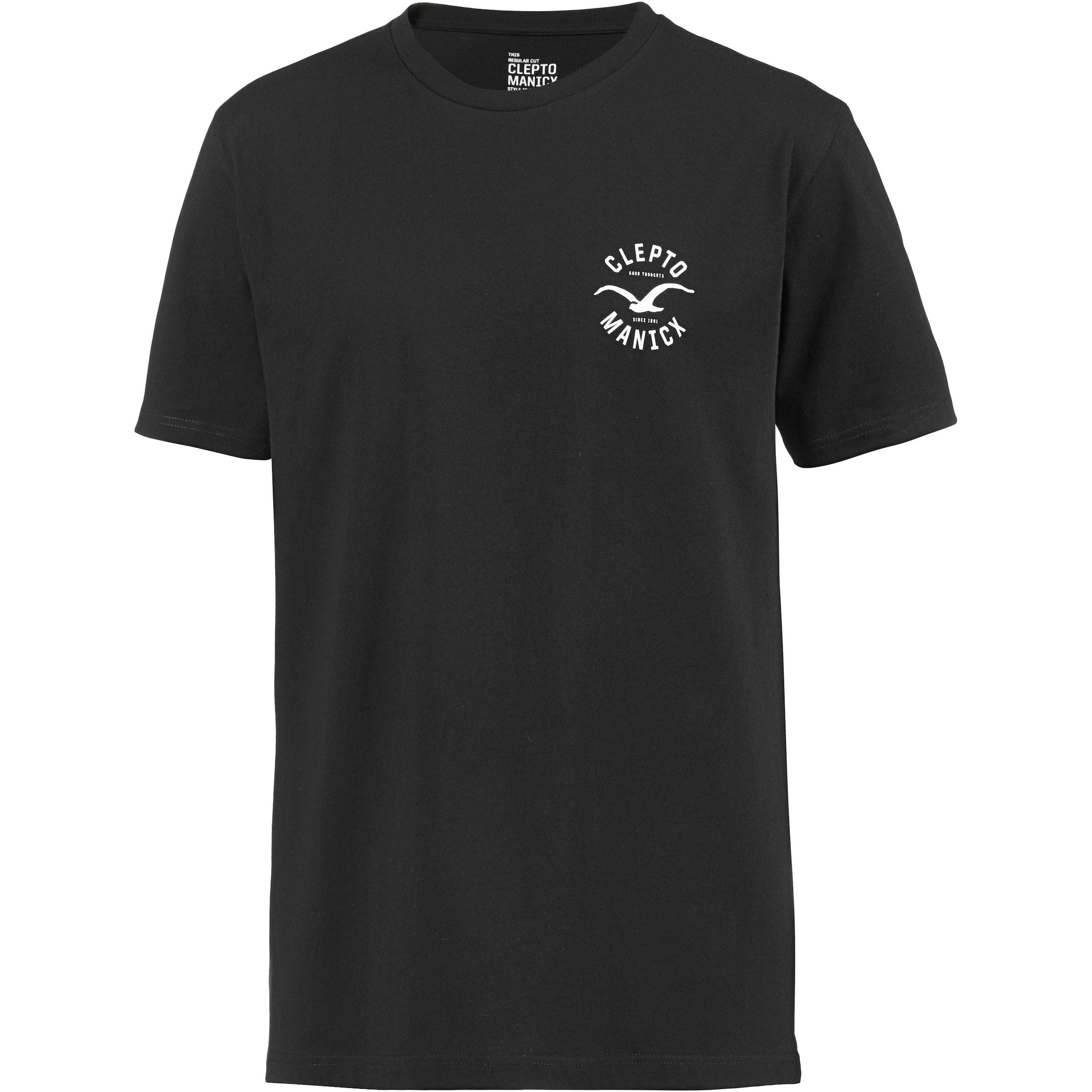 Cleptomanicx 'Game' T-Shirt 2018 Auslaß Billig Klassisch Grenze Angebot Billig Die Günstigste Zum Verkauf Schnelle Lieferung ic58c