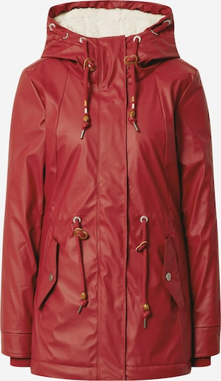 Parka de primăvară-toamnă 'Monadis' Ragwear pe roșu, Vizualizare produs