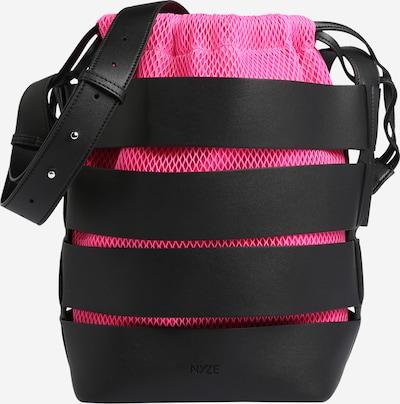 NYZE Tasche in pink / schwarz, Produktansicht