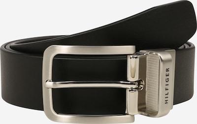 TOMMY HILFIGER Ledergürtel 'LOOP' in schwarz, Produktansicht