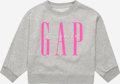 GAP Sweatshirt 'IE LOGO DOLMAN CREW' in de kleur Grijs, Productweergave
