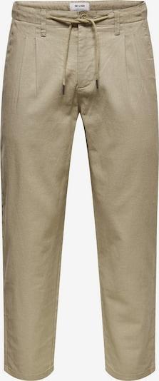 Only & Sons Spodnie w kolorze brązowym, Podgląd produktu