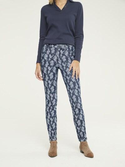 heine Jeans in blau, Modelansicht