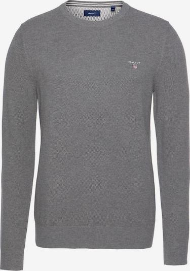 GANT Pullover in graumeliert, Produktansicht