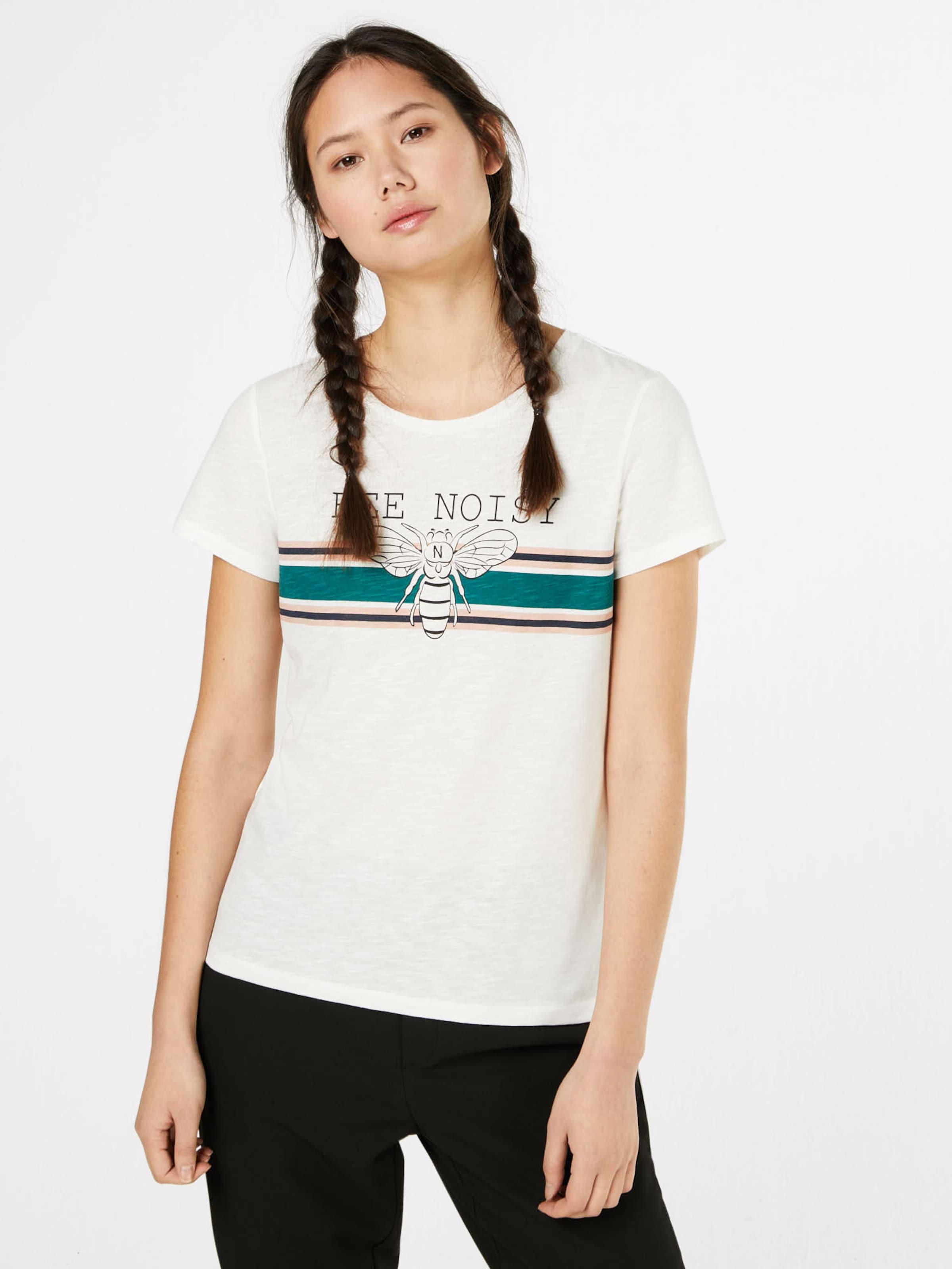 Noisy may Shirt 'PRINT' Billig Verkauf Neue Stile XkZwuxCf0G