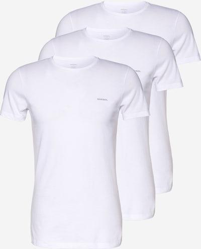 DIESEL T-Shirt 'Jake' in weiß, Produktansicht
