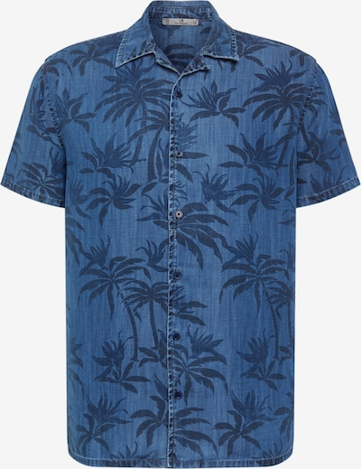 LTB Hemd 'LARY' in blau, Produktansicht