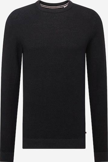 JACK & JONES Pullover 'Aron' in schwarz, Produktansicht