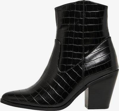Auliniai batai su kulniuku 'BLAKE' iš ONLY , spalva - juoda, Prekių apžvalga
