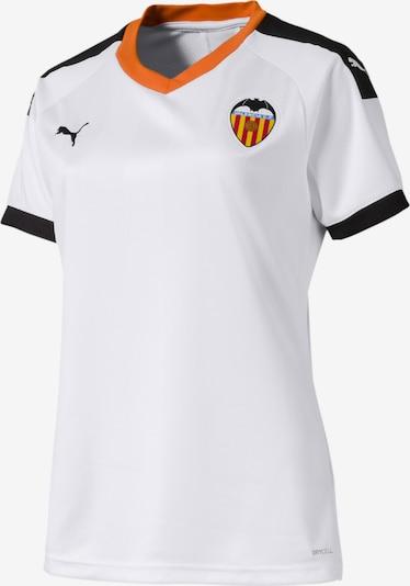 PUMA Trikot 'Valencia CF' in orange / schwarz / weiß, Produktansicht