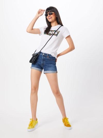 LEVI'S Shirt in de kleur Wit: Vooraanzicht