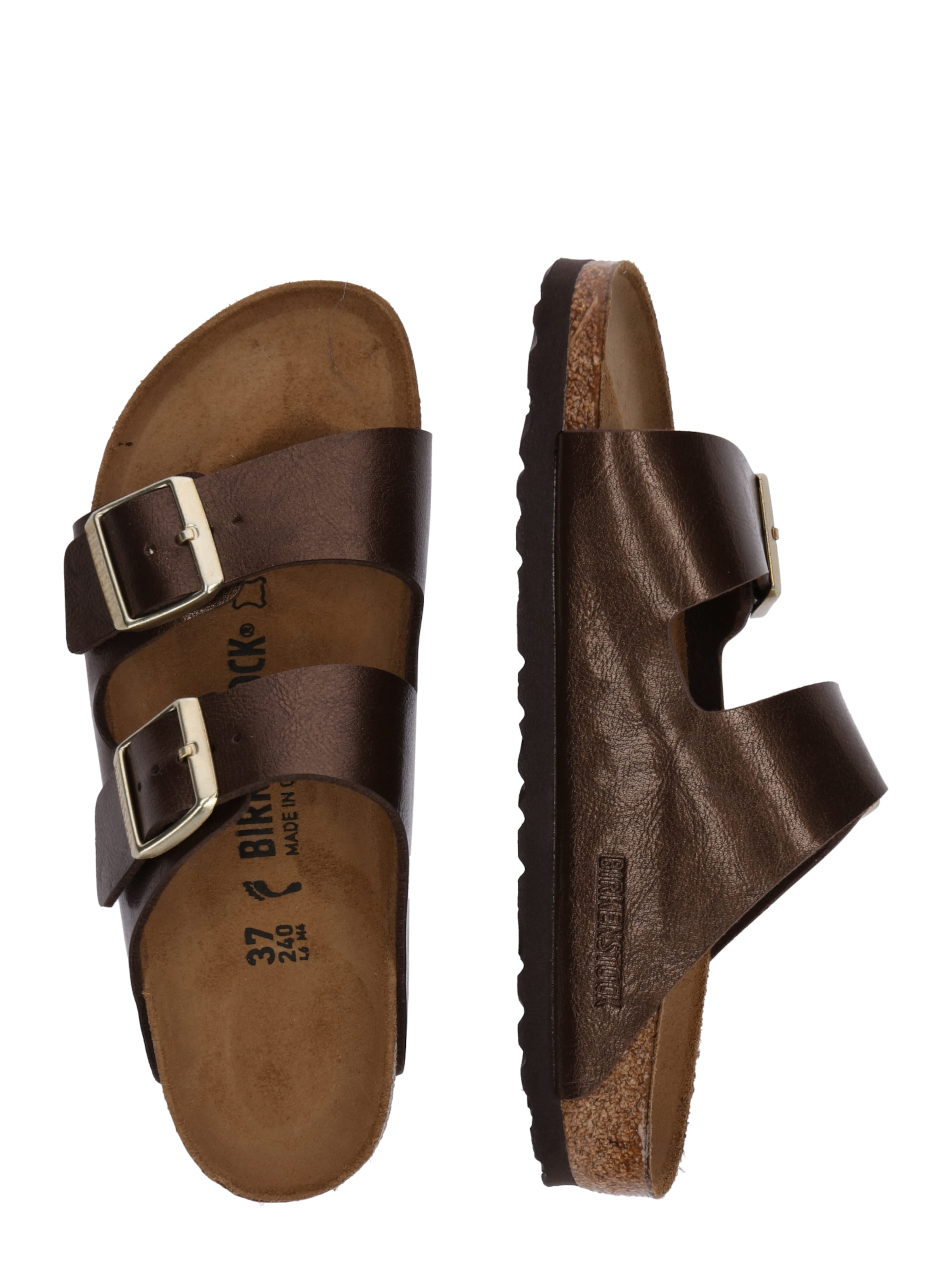 'arizona' MarronOr Mule 'arizona' MarronOr 'arizona' En Birkenstock Birkenstock Mule Mule En En Birkenstock ul1J3c5KTF