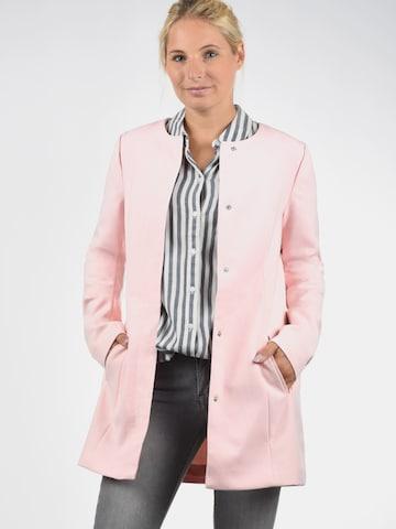 JDY Mantel 'Maggie' in Pink