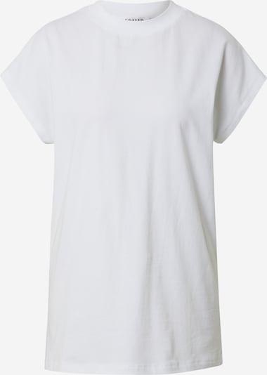 EDITED T-shirt oversize 'Keela ' en blanc, Vue avec produit