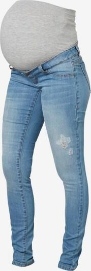 MAMALICIOUS Jeans in blau, Produktansicht