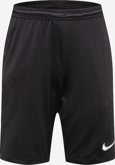 NIKE Spodnie sportowe 'F.C.' w kolorze czarny / białym, Podgląd produktu