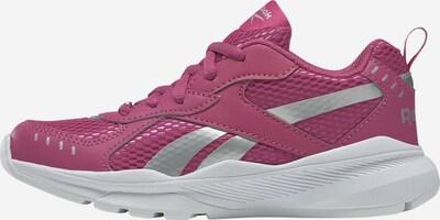 REEBOK Sportschuhe in pink / silber, Produktansicht