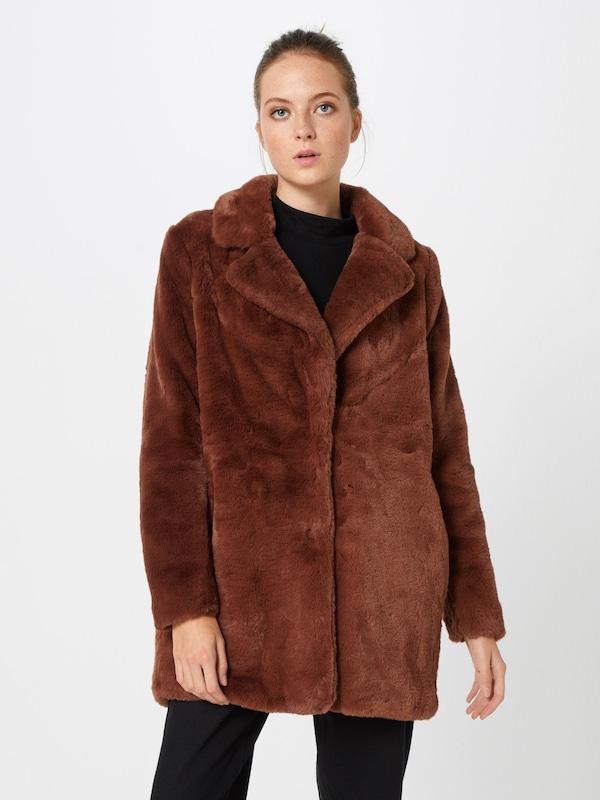 New En Manteau D'hiver Look Rouille USVzMqp