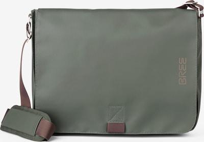 BREE Umhängetasche 'Punch 49' in grün, Produktansicht