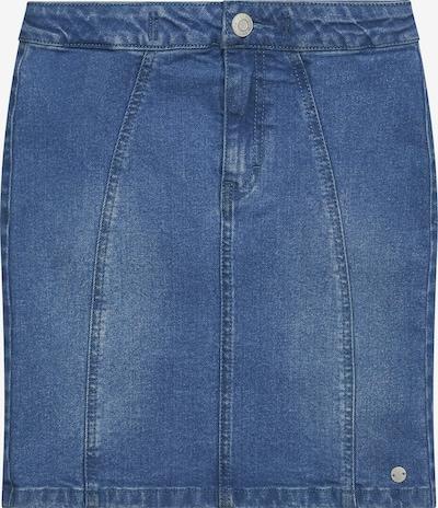 ESPRIT Jeansrock, High Waist in blau: Frontalansicht