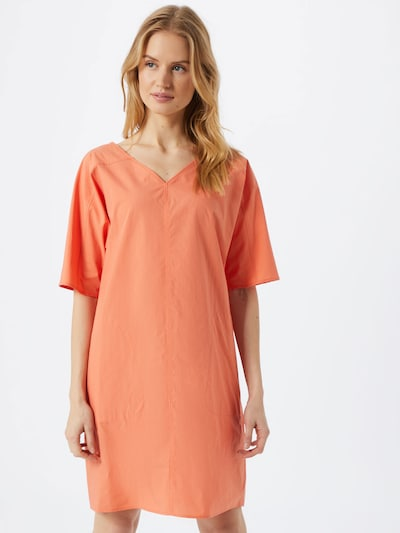 DRYKORN Kleid 'HEDDA' in orange, Modelansicht