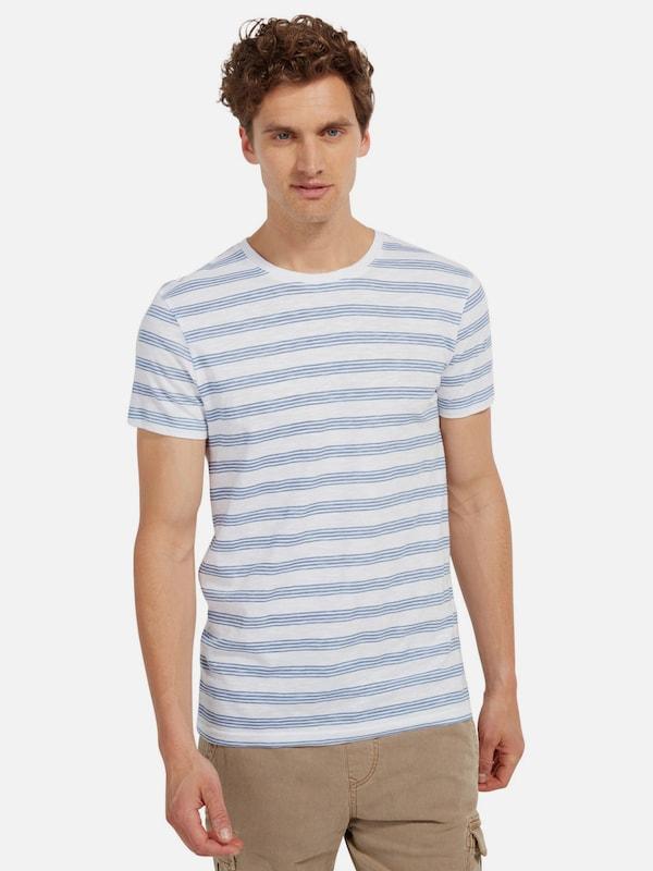 TOM TAILOR DENIM Gestreiftes T-Shirt