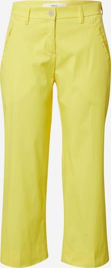 BRAX Broek 'MAINE S' in de kleur Geel, Productweergave