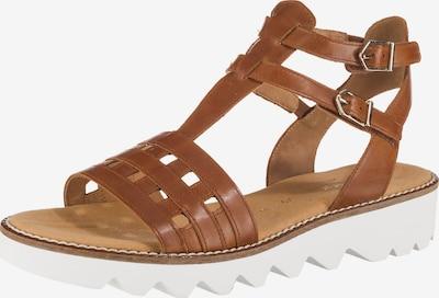 GABOR Sandale in karamell, Produktansicht