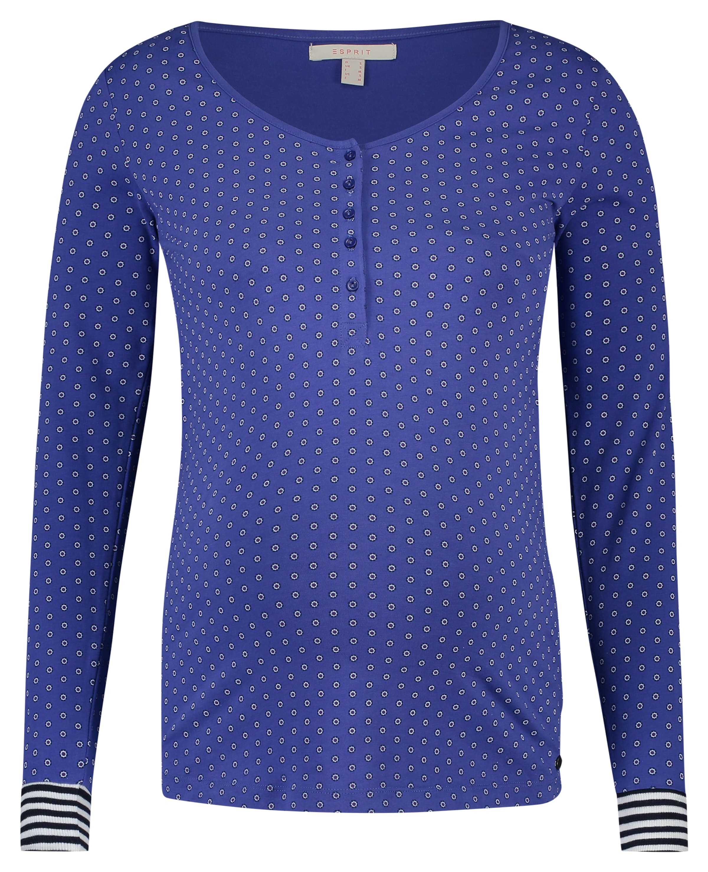 Shirt Weiß Maternity BlauBraun In Esprit QBhdCxtsr
