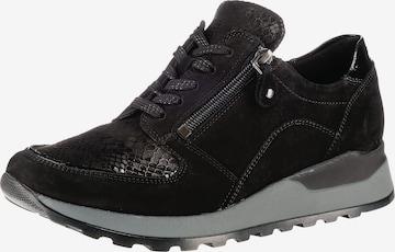WALDLÄUFER Sneakers 'Hiroko-Soft' in Black