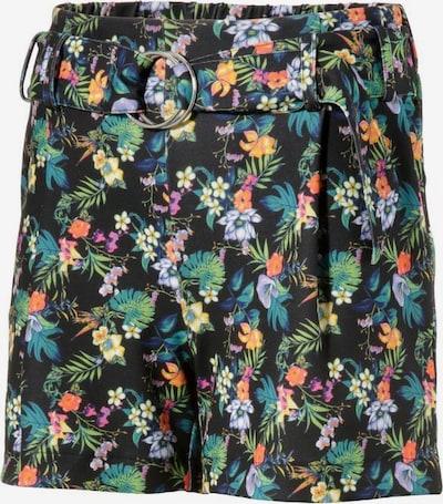 Aniston CASUAL Shorts in mischfarben / schwarz, Produktansicht
