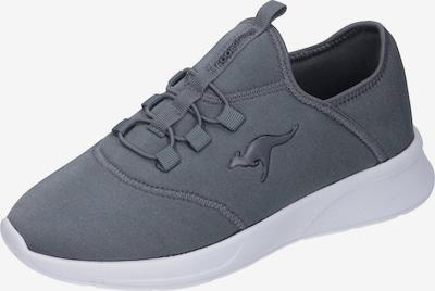 KangaROOS Sneakers Low in dunkelgrau, Produktansicht