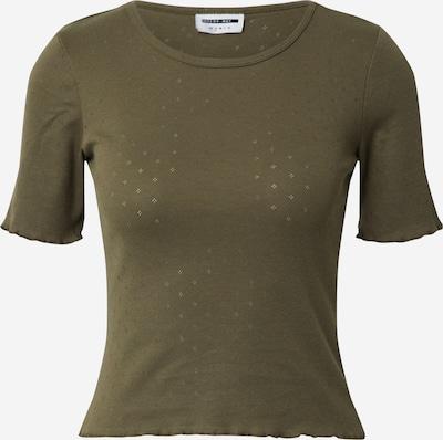 Noisy may Shirt 'Angala' in grün, Produktansicht