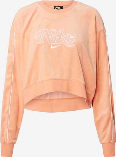 Nike Sportswear Sweatshirt in orange, Produktansicht