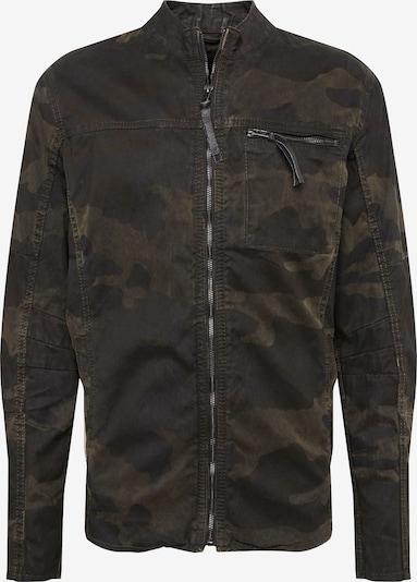 BE EDGY Jacke 'BEante' in grau / schwarz, Produktansicht
