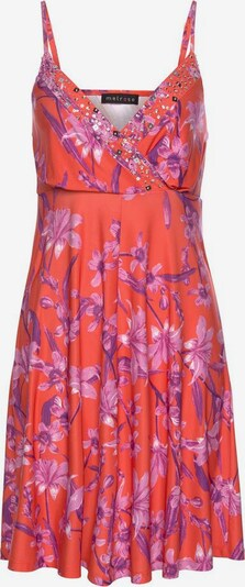 MELROSE Kleid in mischfarben / hellrot, Produktansicht