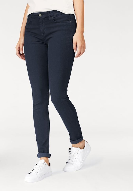 TOMMY HILFIGER Stretch-Hose 'Como Regular Waist'