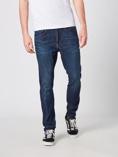 LEVI'S Jeans 'LEJ512SLIMTAPER' in blue denim, Modelansicht