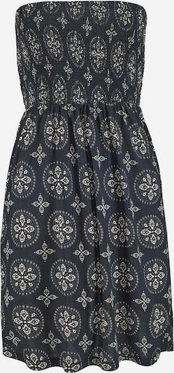 LASCANA Strandklänning i kräm / svart, Produktvy