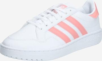 ADIDAS ORIGINALS Sneaker 'TEAM COURT J' in Weiß