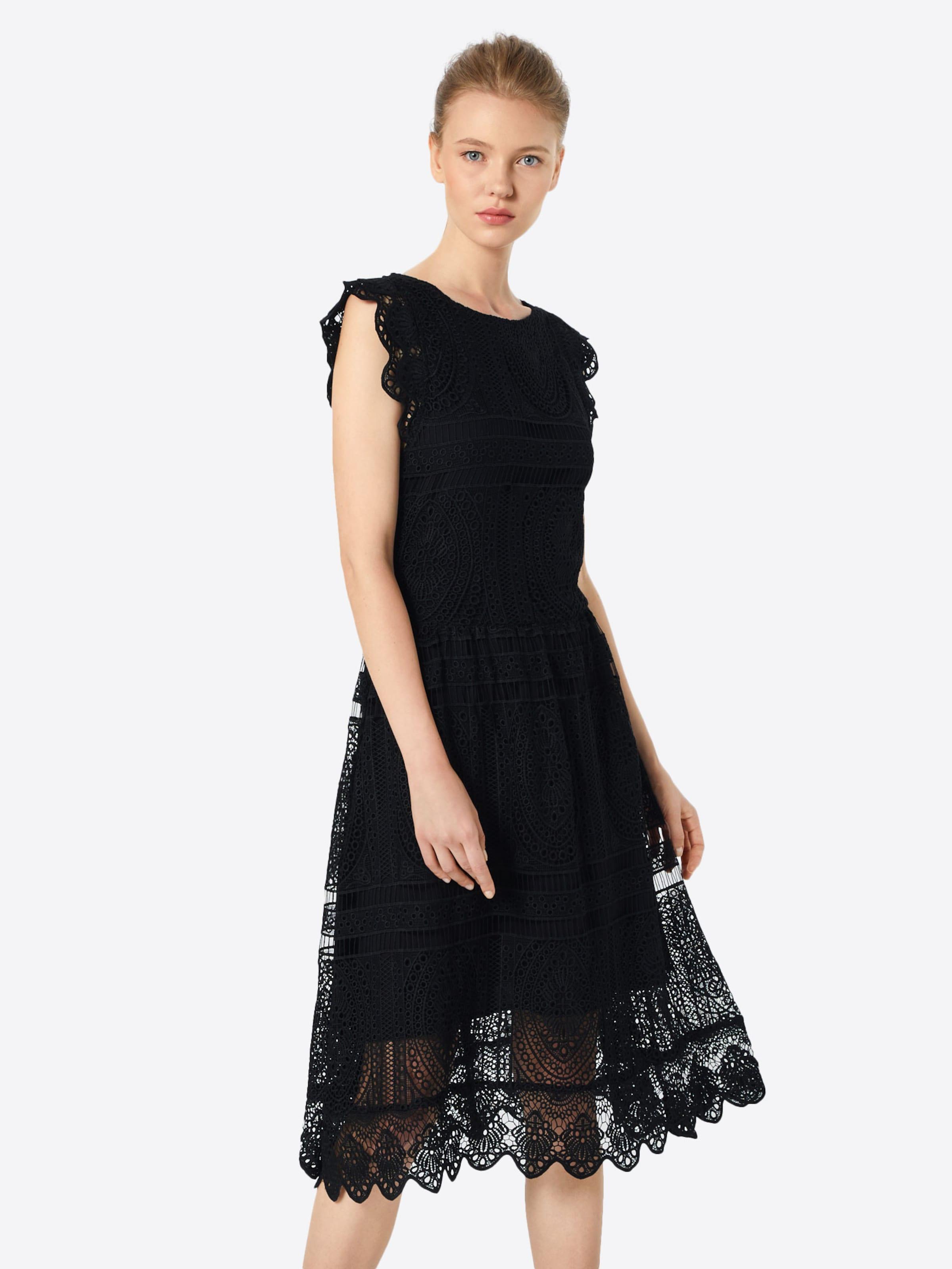 En Robe Soirée Noir De Tigha 'cecilia' ED29HI