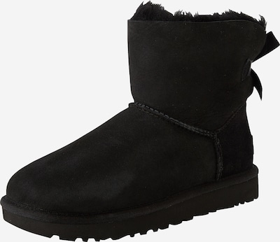 UGG Boots 'Mini Bailey Bow II' in schwarz, Produktansicht