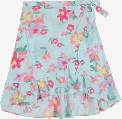 Carter's Röcke 'Easter Collection S20 floral wrap skirt' in pastellblau / mischfarben, Produktansicht
