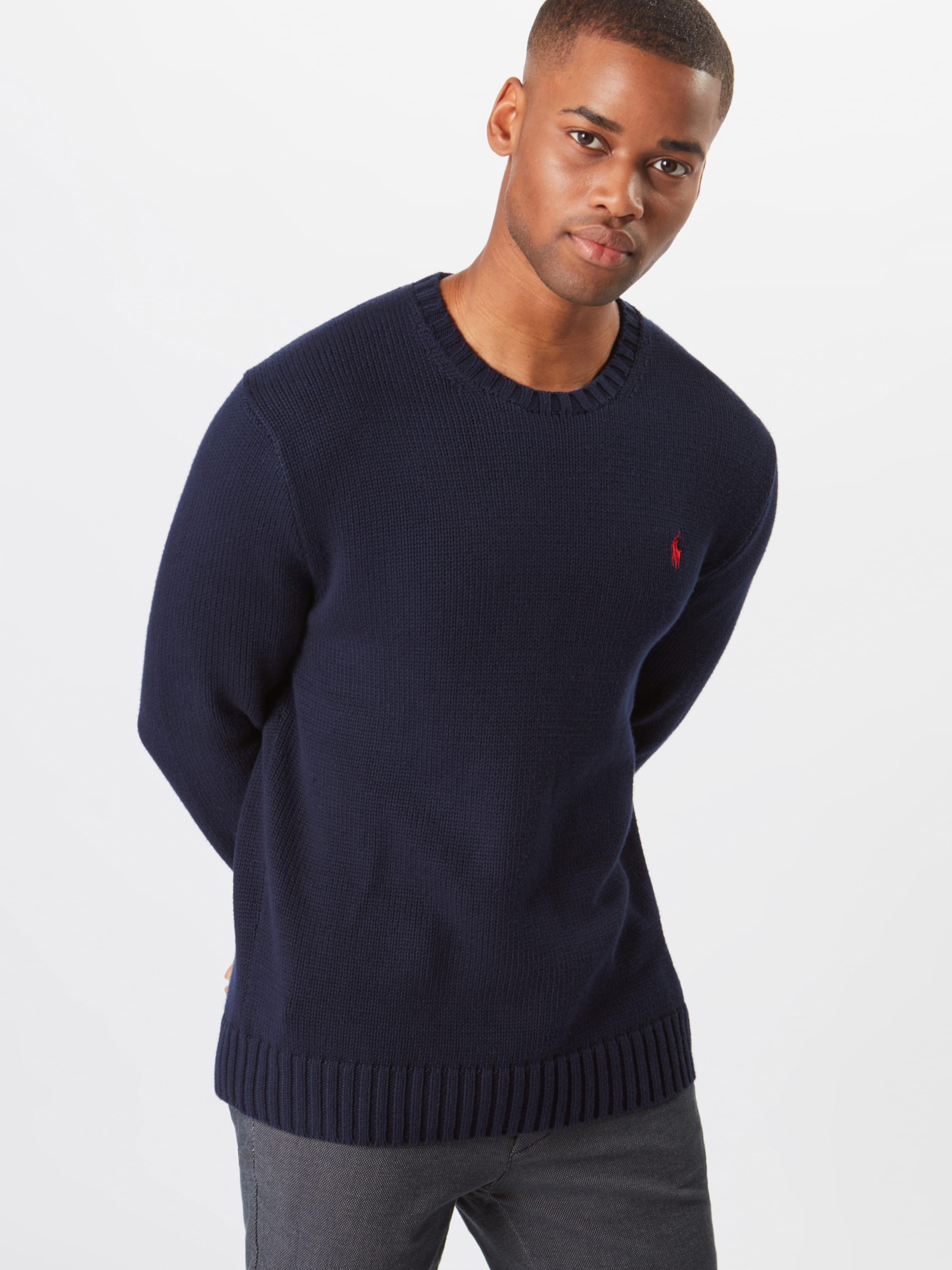 Pullover Ralph Lauren Polo Dunkelblau In bY7y6gf