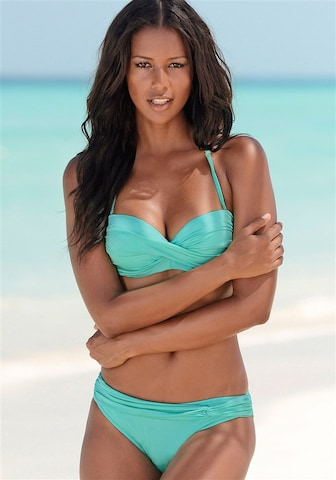 LASCANA Bikini i grønn