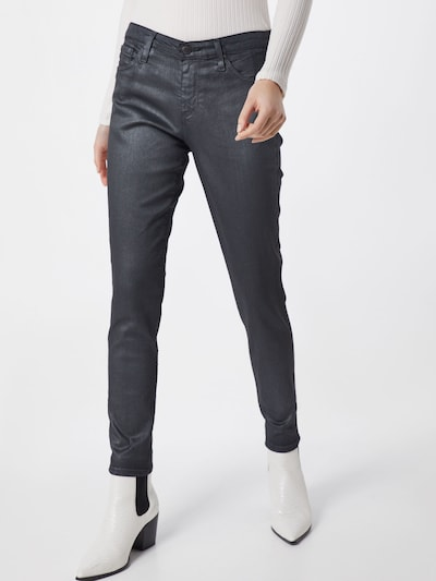 AG Jeans Jeans in grey denim, Modelansicht