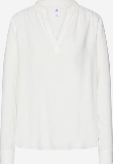 GAP Bluza 'DRAPEY POPOVER' | naravno bela barva, Prikaz izdelka