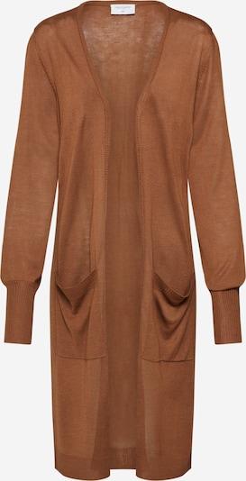 Freequent Gebreid vest 'FQELINA' in de kleur Camel, Productweergave