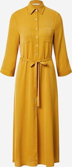ONLY Sukienka koszulowa 'Isabella' w kolorze żółtym: Widok z przodu